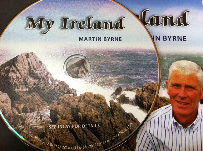martin Byrne, my ireland music