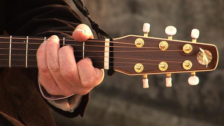 martin byrne guitar