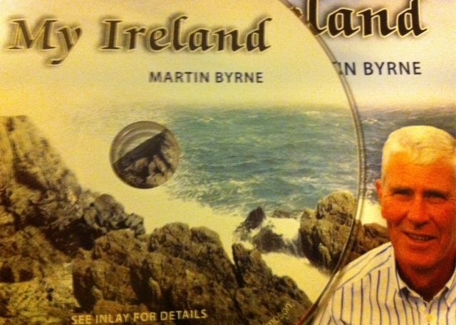 martin byrne, my ireland album