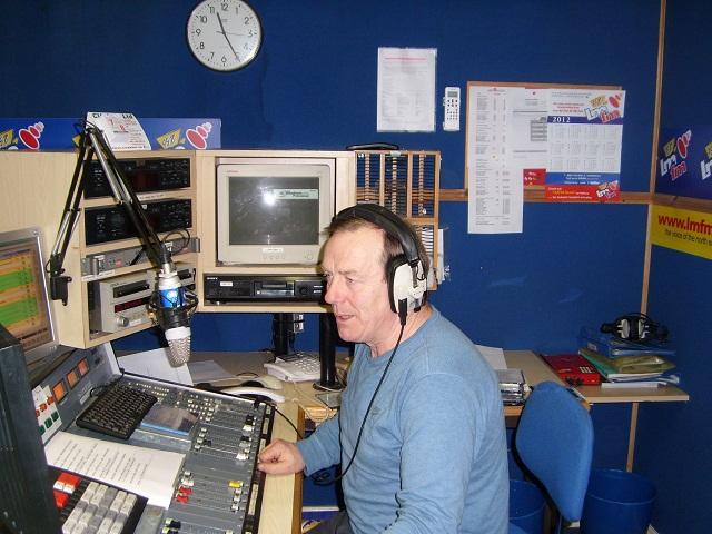 eddie caffrey, the greenscene, LMFM