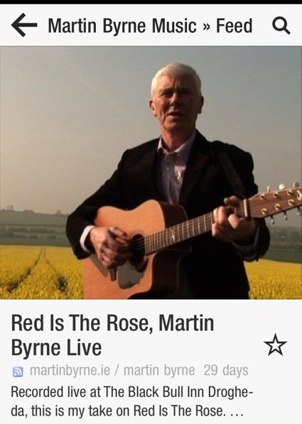 martin byrne singer