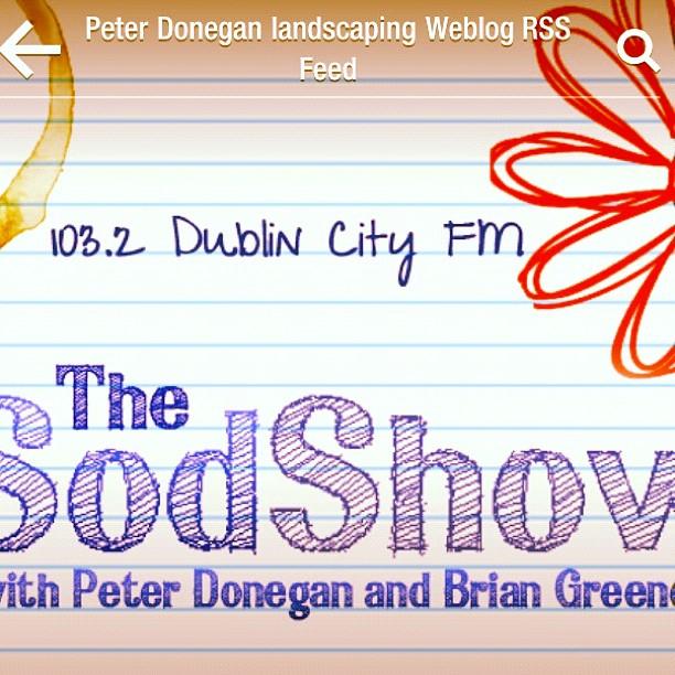 garden radio show ireland