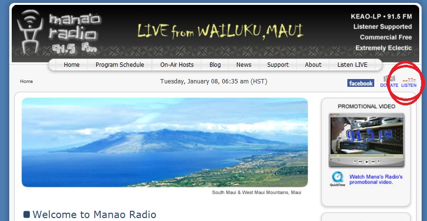 manoa radio