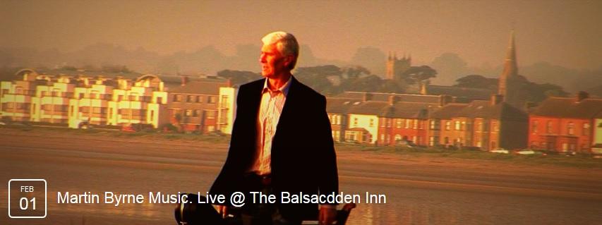 balscadden inn music